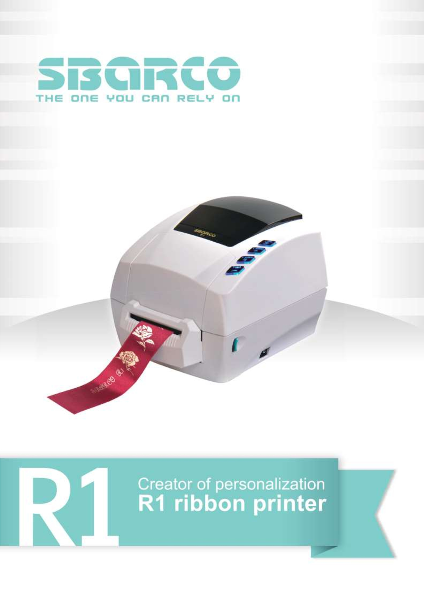 ribbon printer r1-1